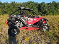Honda Talon 2-seater Tree Kickers & Skid Plate Combo Deal