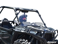 Polaris RZR 1000XP Scratch Resistant Vented Full Windshield