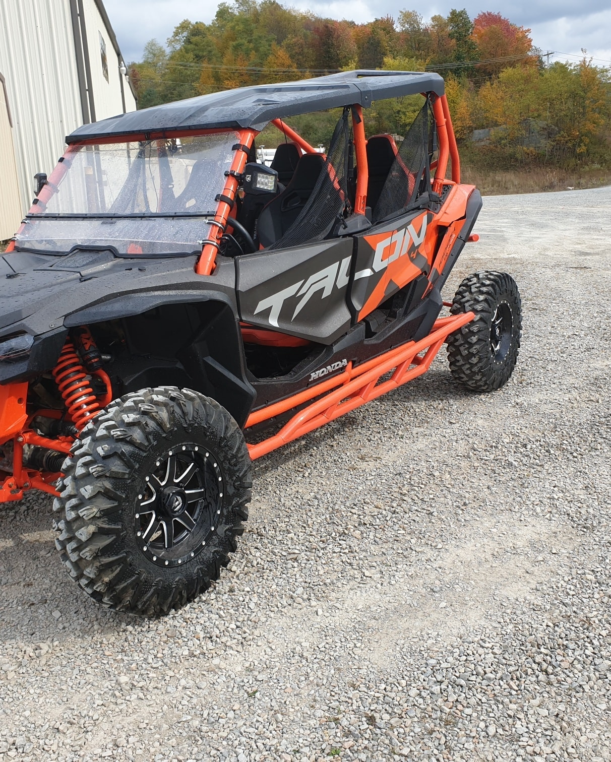 Honda Talon X-4 OUTFITTER kit (Huge Savings)